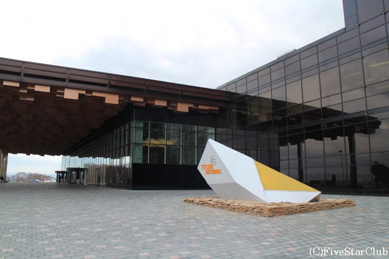 ティグレ デ クリスタル リゾート&カジノ ウラジオストク/カジノホテル(外観)