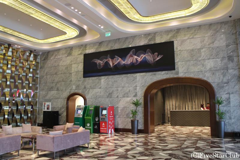 ティグレ デ クリスタル リゾート&カジノ ウラジオストク/カジノホテル(ロビー)
