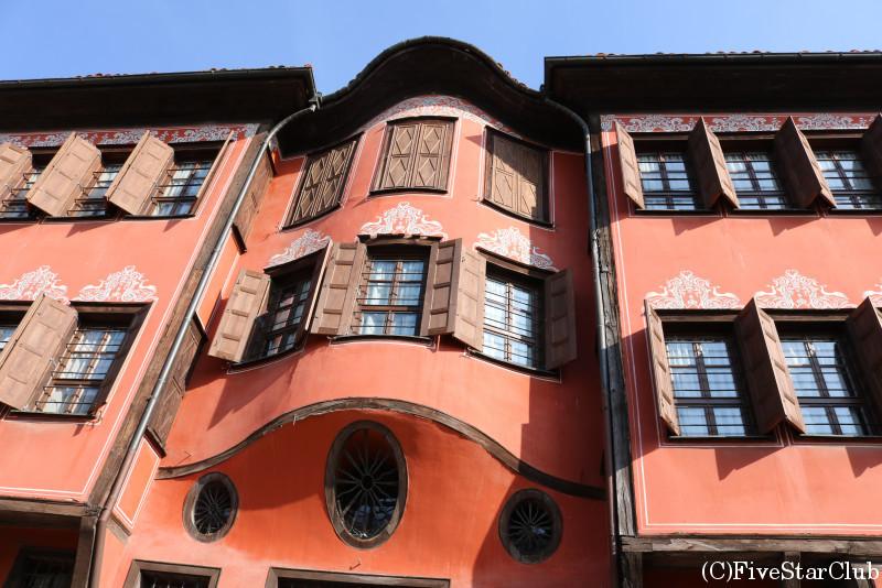 旧市街/ブルガリア民族復興博物館