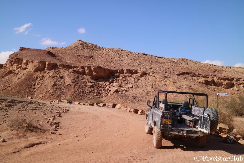 ネゲヴ沙漠