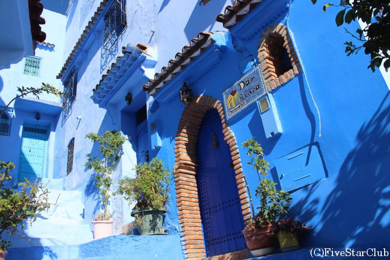青い街 シャウエン
