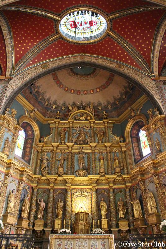 サン・ジャン・バティスト教会