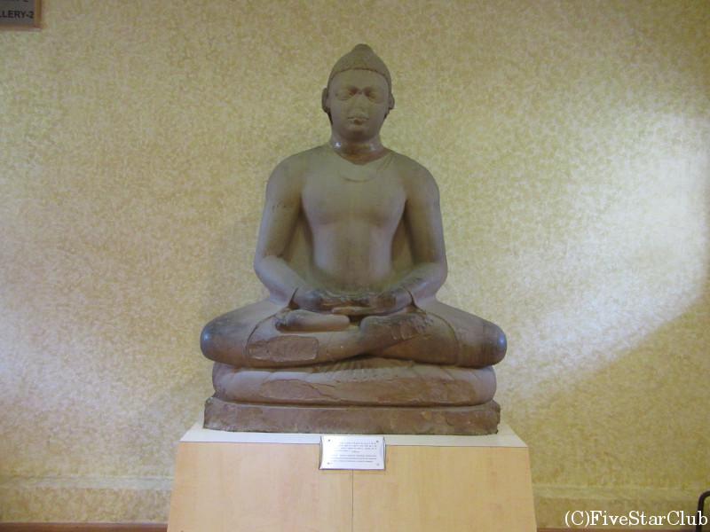 サンチー遺跡 考古学博物館