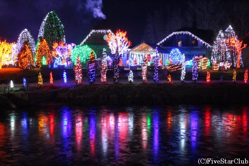 ザグレブ近郊のクリスマスストーリー