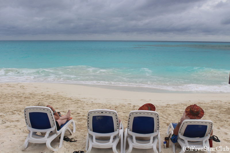 HOTEL PELICANOのプライベートビーチ