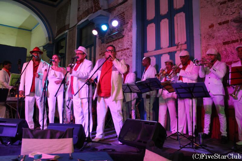 ブエナビスタ・ソシアル・クラブのコンサート