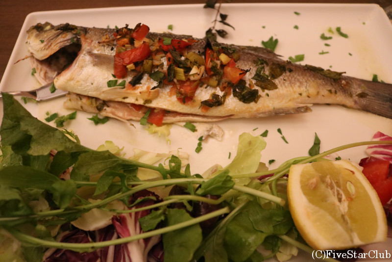 おいしい魚料理