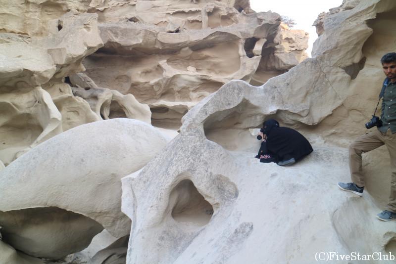 奇岩地帯チャカヴィール