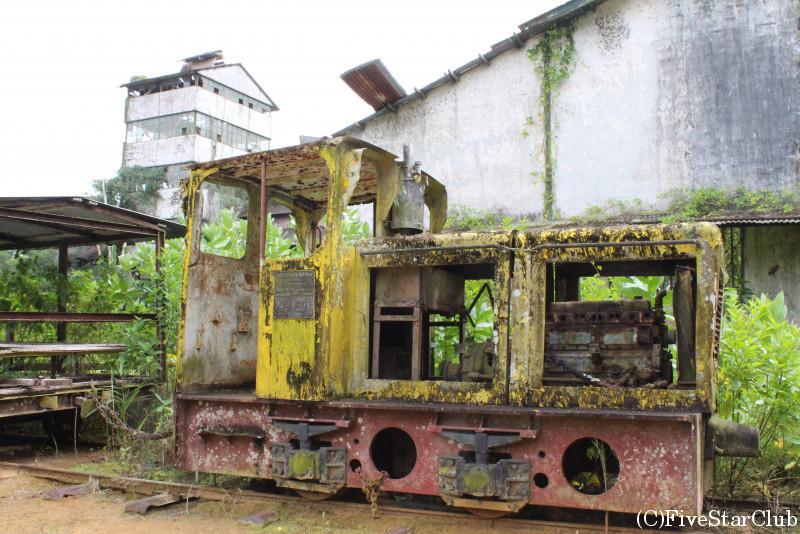 マリエンバーグ製糖工場跡
