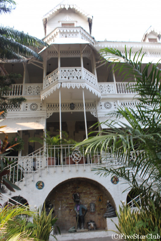 ジンジャーブレッドハウス