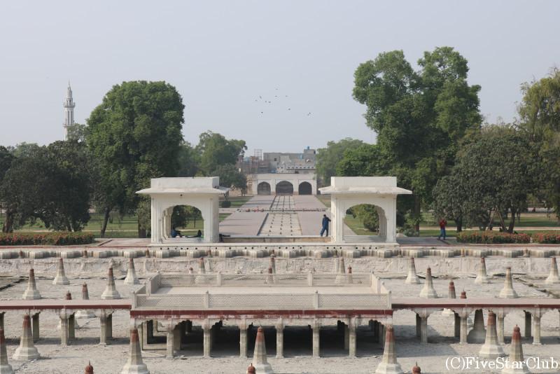 シャリマール庭園
