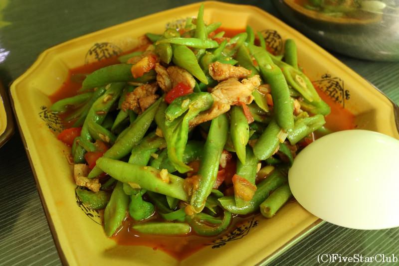 敦煌の人気拉条子麺屋