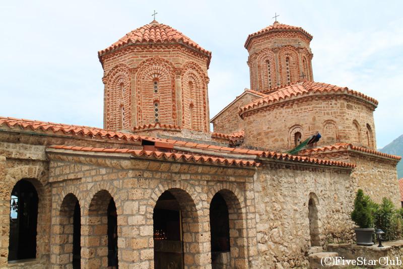 聖ナウム僧院