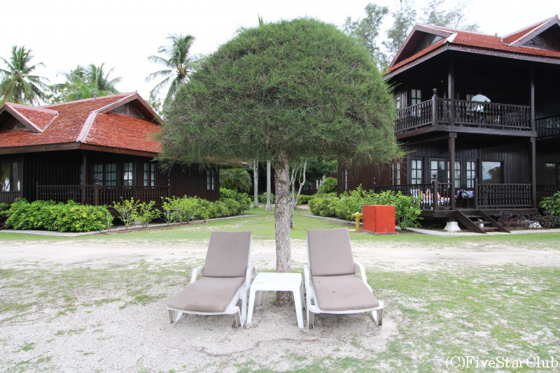 MERITUS PELANGI BEACH RESORT&SPA ビーチ