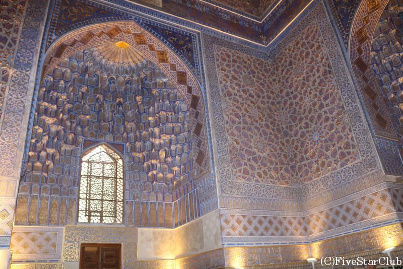 アミール・ティムール廟