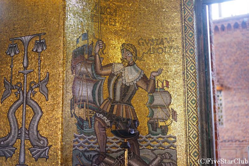 市庁舎 黄金の間