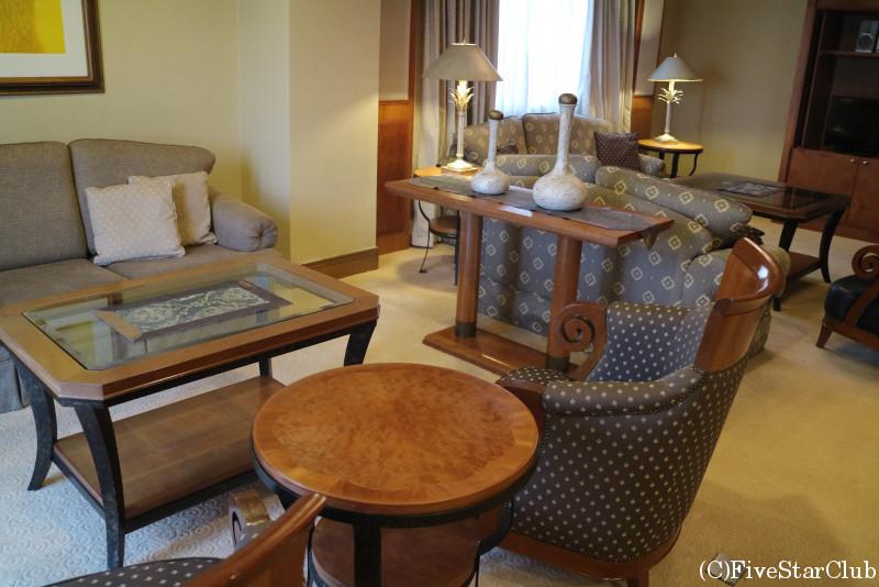 コンコルドホテル 最高級シャーアラムスイート