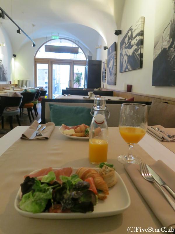 ドームホテル&スパ ルレシャトー 朝食