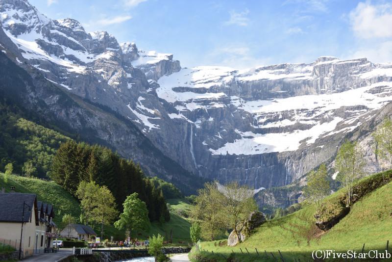 カヴァルニ―の滝 ハイキング