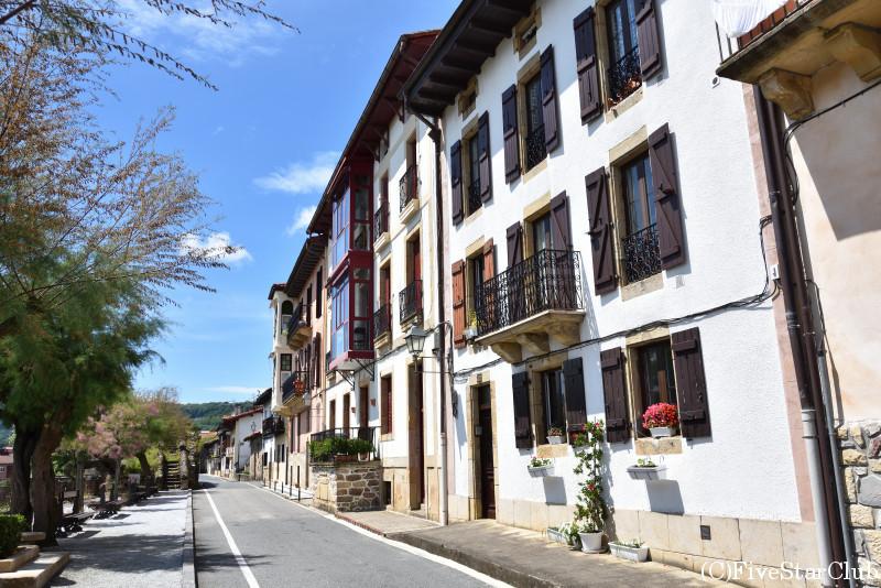 旧市街地の路地