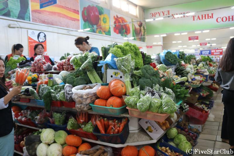 食料品ザハ(市場)