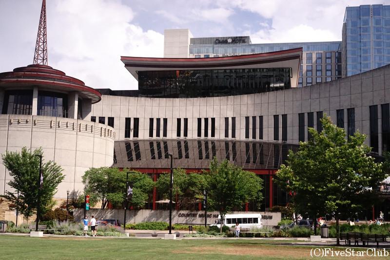 カントリーミュージックの殿堂博物館
