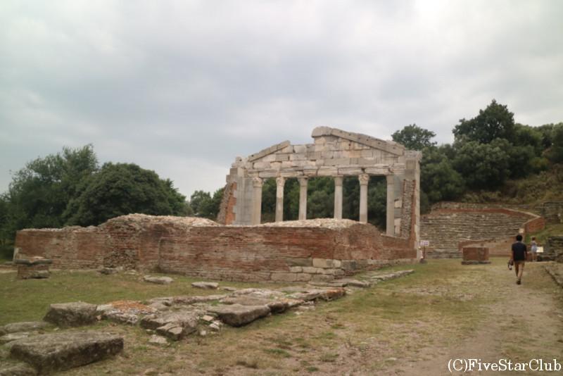アポロニア遺跡