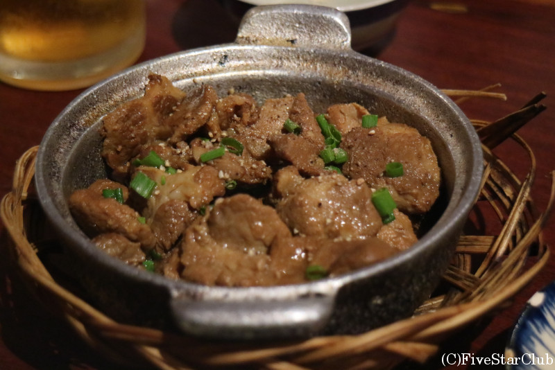 豚肉の土鍋煮/クック ガック クアン