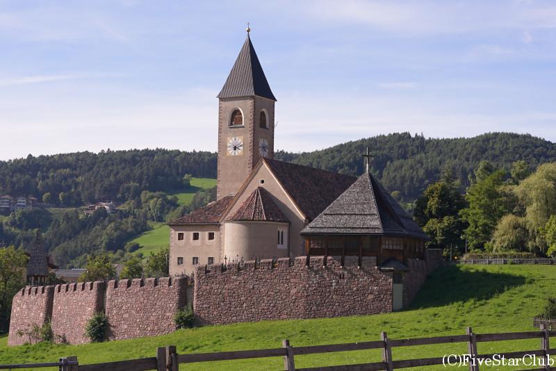 シウジの教会