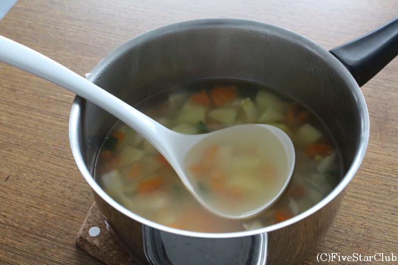 キフヌの料理
