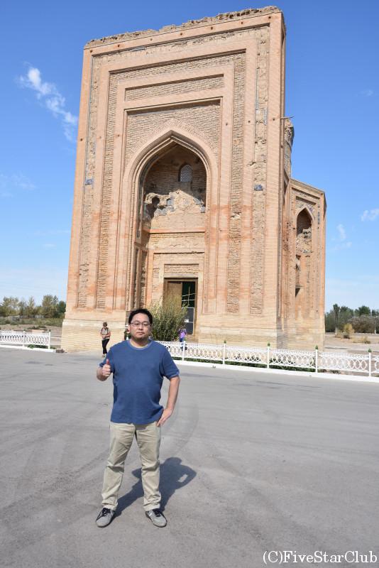 テュラベク・ハン廟