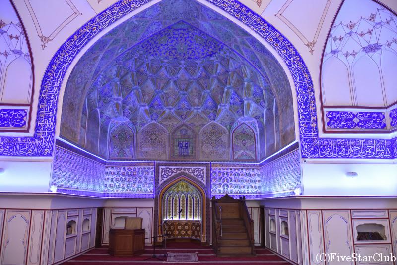 ボラハウズ・モスク