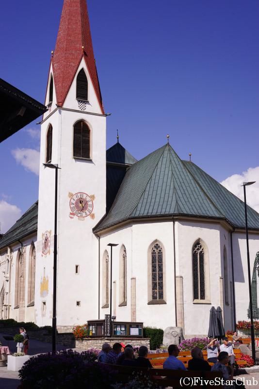 聖オズワルド巡礼教会