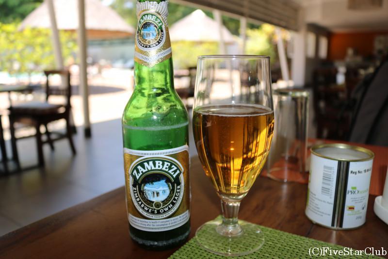ジンバブエのローカルビール