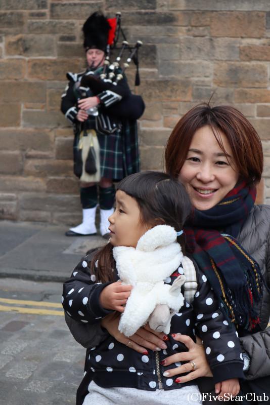 スコットランド伝統衣装