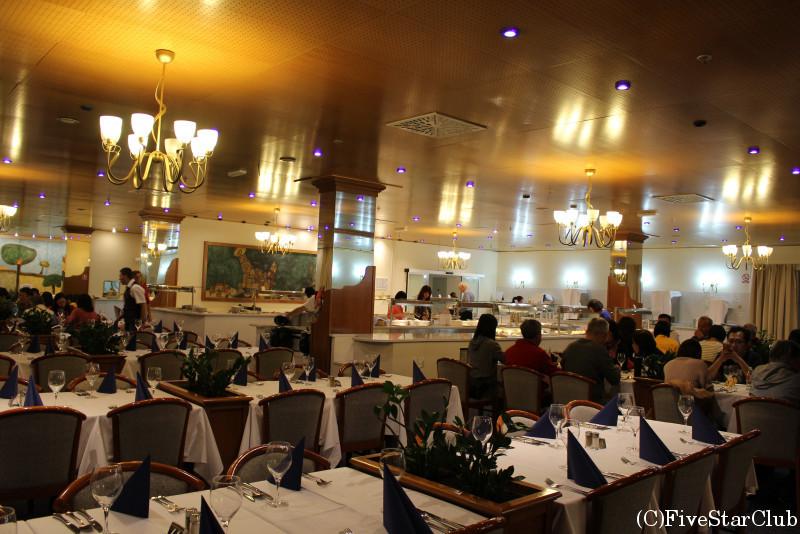 ジュゼロのレストラン
