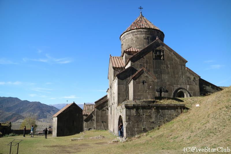 ハフパト修道院