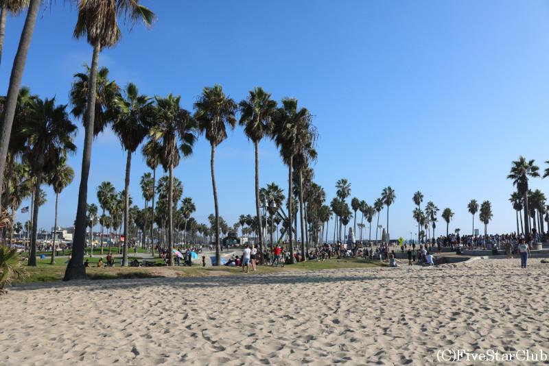 ロサンゼルス/ベニスビーチ