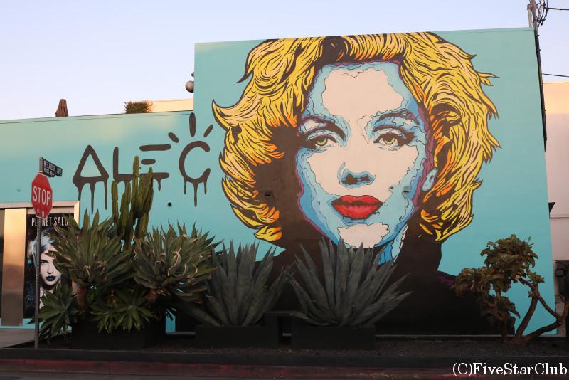 ロサンゼルス/メルローズ・アベニュー