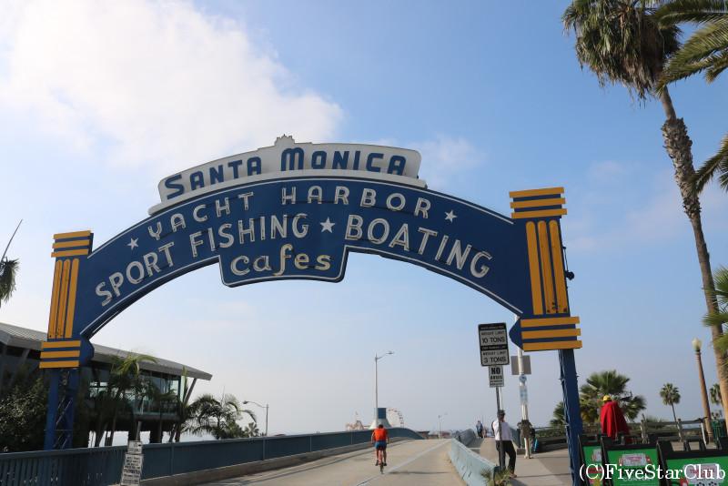 ロサンゼルス/サンタモニカ