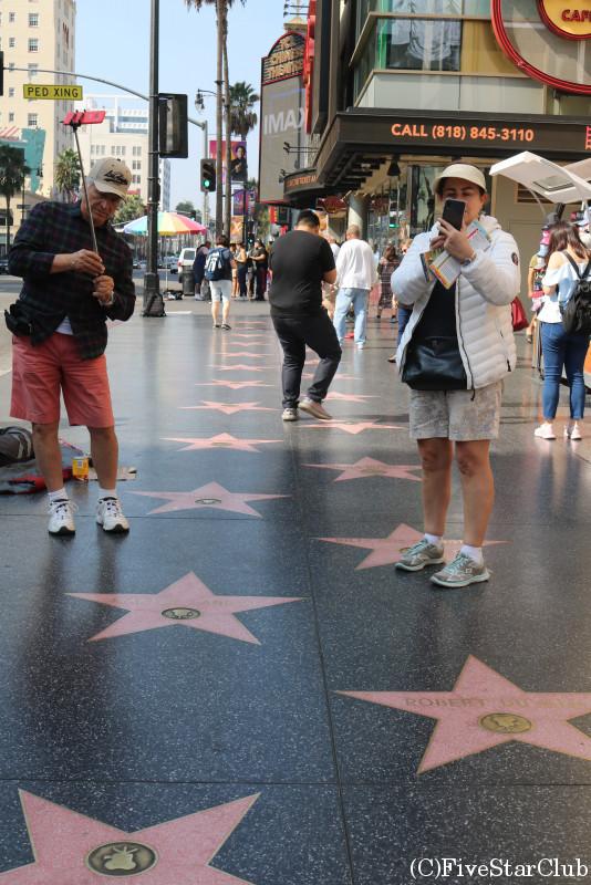 ハリウッド/ハリウッド・ウォーク・オブ・フェーム