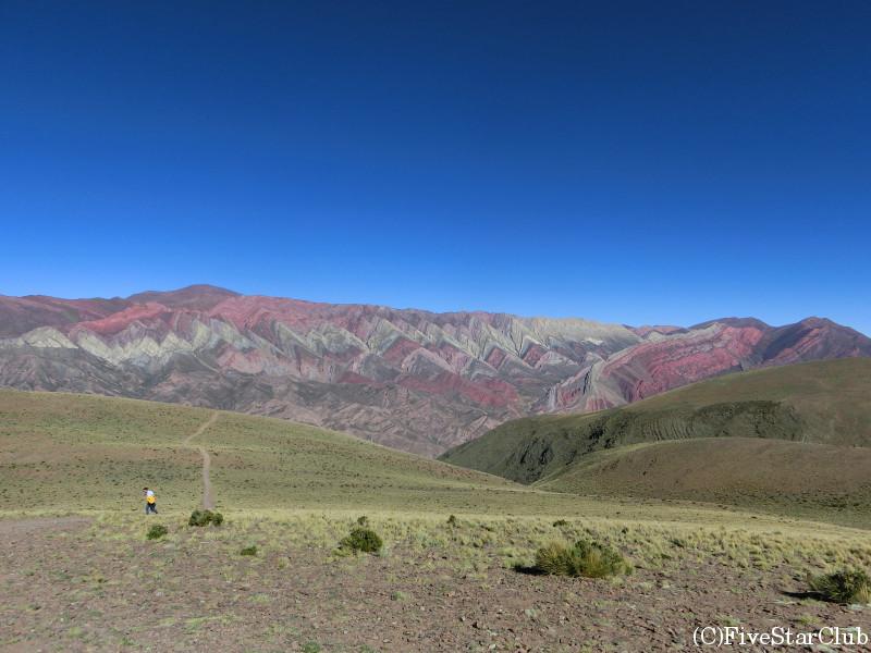 十四色の丘オルノカル