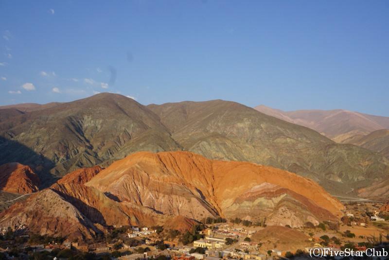 七色の丘プルママルカ