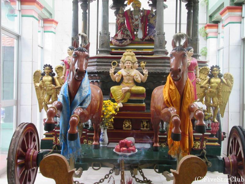 ヒンドゥー教寺院 スリ・タンディ・ユッタ・パニ