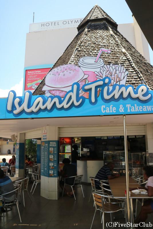 鶏肉が人気のハンバーガーショップ『ISLAND TIME』