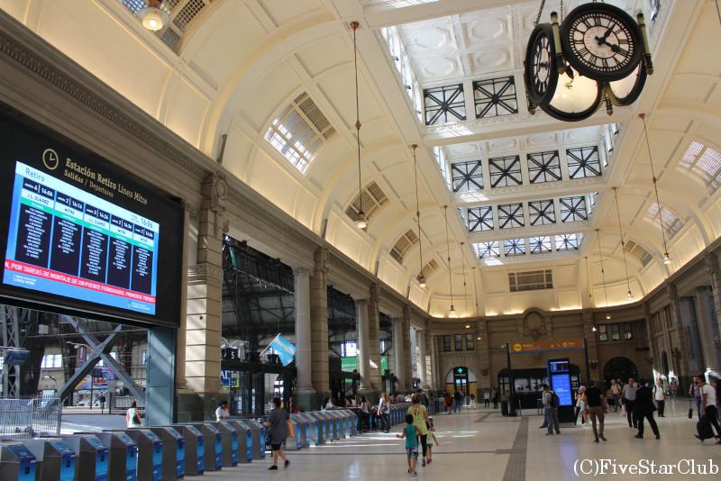 レティーロ駅