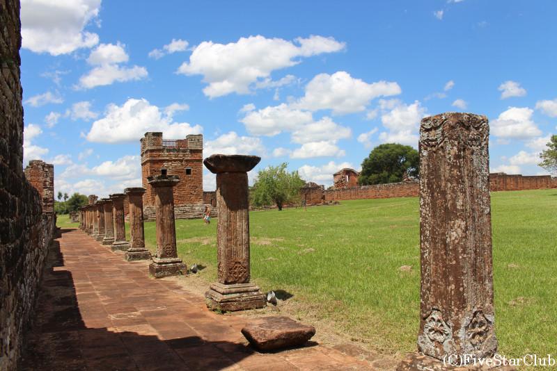 トリニダー遺跡