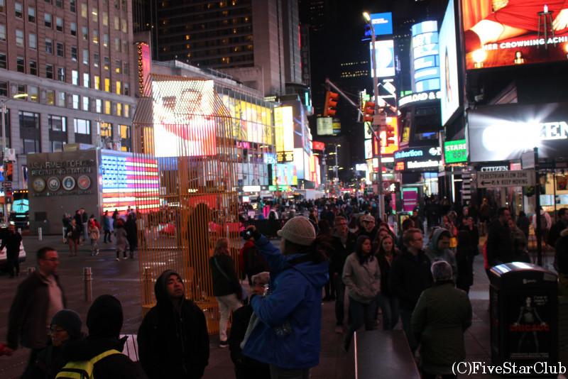 ニューヨークは、夜遊びも楽しい