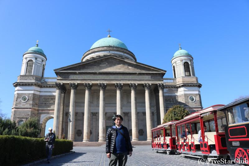 エステルゴム大聖堂(ドナウベントツアー)