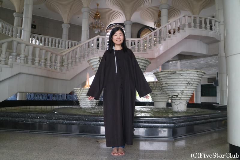 ニューモスク観光時の服装